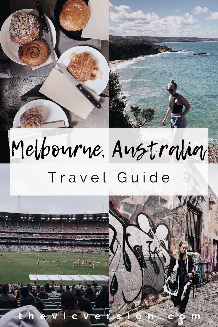 Travel Guide: Melbourne, Australia - The Vic Version